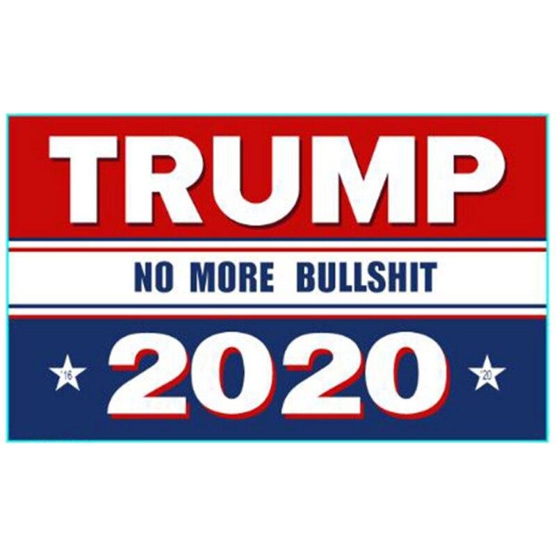 2020 USA drapeau pour Trump imprimé Donald Trump drapeau garder l'amérique grand Donald pour le président
