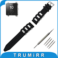 24mm Silicone Rubber Watch Band + Tool for Sony Smartwatch 2 SW2 Watchband Replacement Strap Wrist Belt Bracelt Black