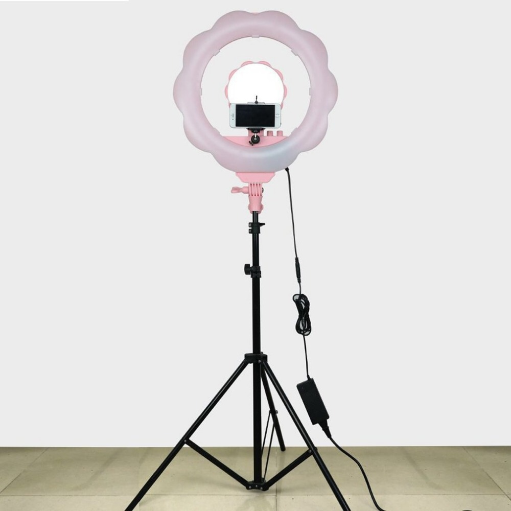 Sl-107 Mobile phone live fill light external beauty lighting table lamp anchor led self-timer lamp adjustable charging flash цена