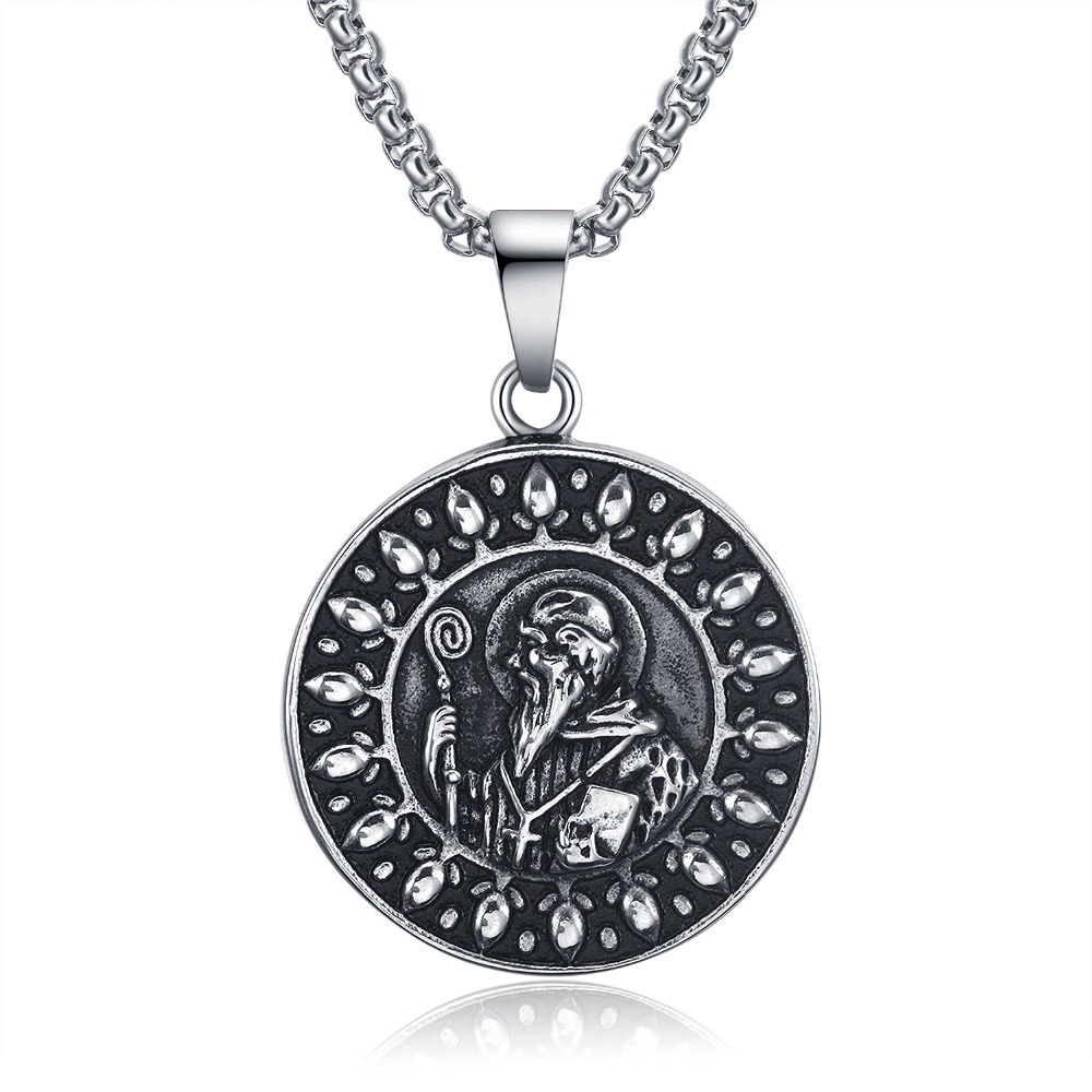 saint benedict hindu single men Sterling silver st benedict medal  saint michael the archangel isn't a saint, but rather he is an angel, and the leader of all angels and of the army of god.