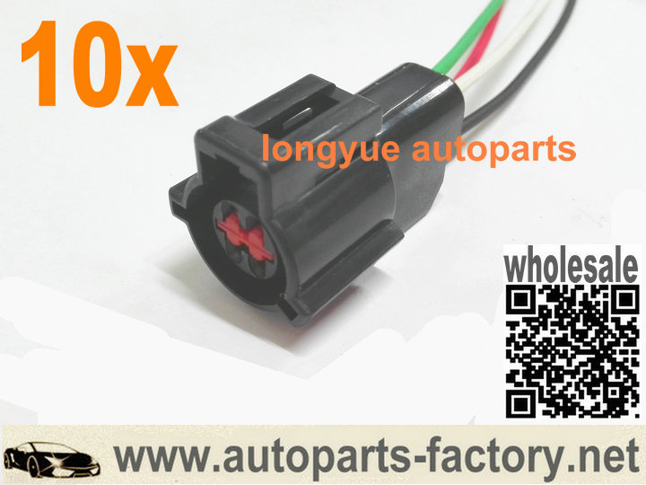 popular ford harness connectors buy cheap ford harness connectors longyue 10pcs fuel pump oxygen o2 sensor harness pig tail connectors accessories for ford cars