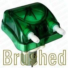 1000 мл/мин., 24 В Перистальтический Насос с Прозрачный Зеленый Сменные Перистальтический Напор Насоса и утвержденными FDA PharMed BPT Трубки