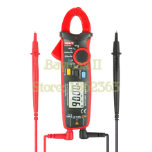 UNI-T UT211B 6000 Count True RMS 60A AC/DC 0.1mA Resolution Digital Clamp Meter with Ohm, Capacitance, Hz Measurement &NCV Test oled display true rms inrush digital clamp meter 6000 counts ac dc v a capacitance ohm freq temp vfc ncv flashlight uni t ut216d