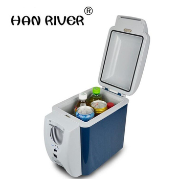 High quality new insulin refrigerated box of portable small refrigerator car drug box cooler hot selling mini Car refrigerator