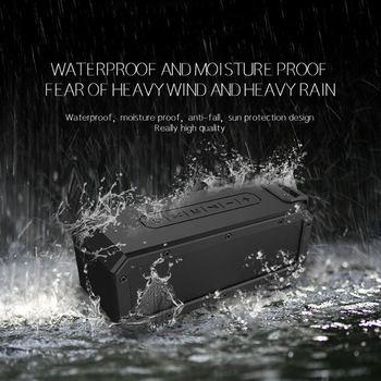 X3 Pro Waterproof Portable Wireless Bluetooth Speaker Tws V4.2 Hands-Free Phone Calls Audio 40W Super Bass High Definition Sou