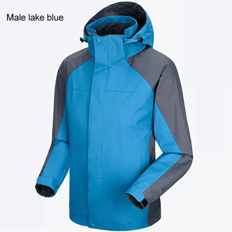 CANDOMOM Jackets Riding Hiking Jackets Waterproof Mountaineering Suit Outdoors Thermal Lovers Windbreaker Loose coatCANDOMOM Jackets Riding Hiking Jackets Waterproof Mountaineering Suit Outdoors Thermal Lovers Windbreaker Loose coat