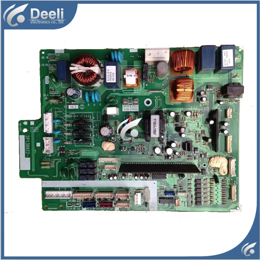 95% NEW used Original for Daikin air conditioning control board 2P091557-5 3MXS80EV2C PMXS3HV2C conversion module original lcd 40z120a runtka720wjqz jsi 401403a almost new used disassemble