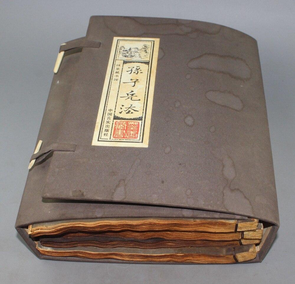 Chinois Antique à propos du livre de l'art chinois Antique de la guerre-l'art de War1.2.3.4