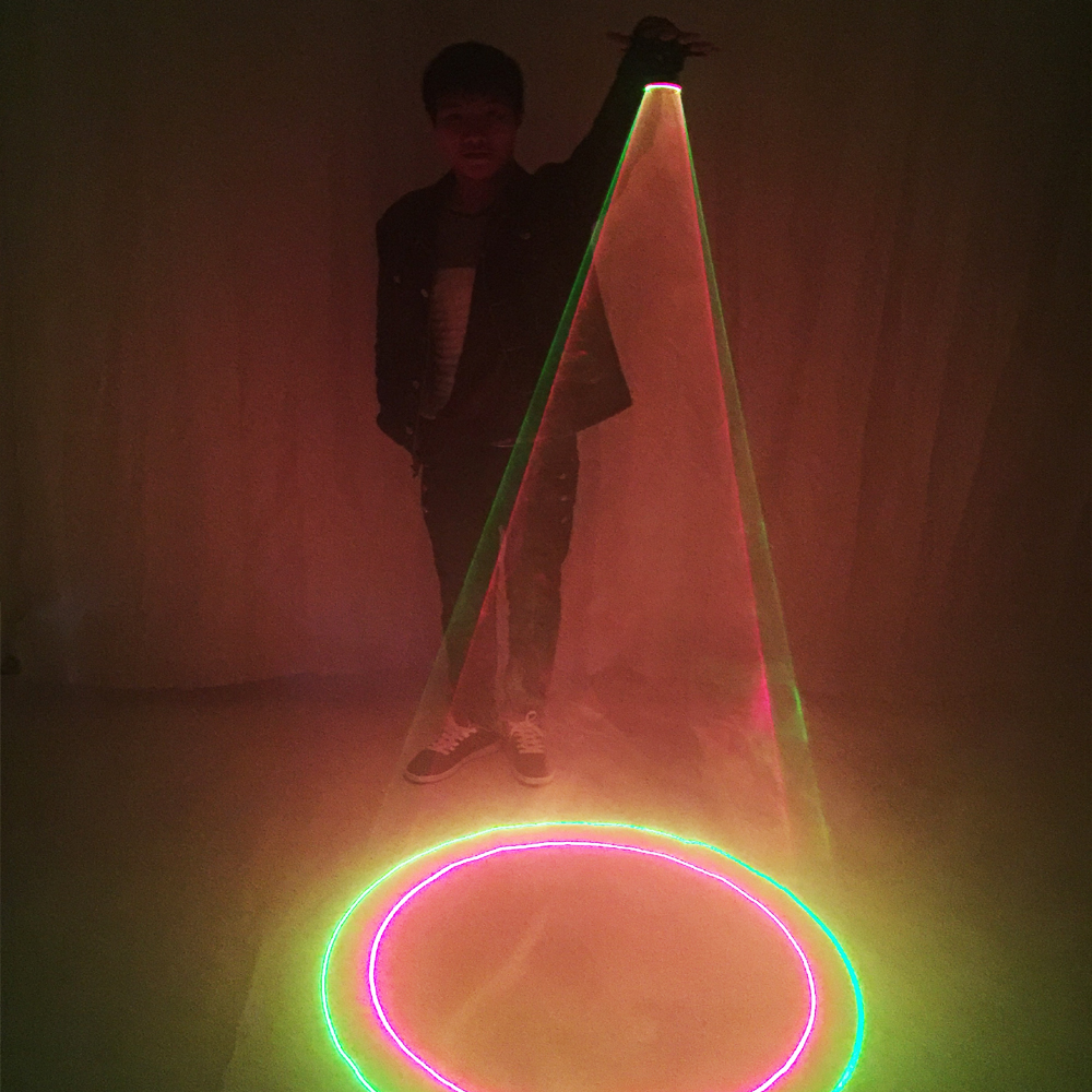 Ev ve Bahçe'ten Kızdırma Parti Malzemeleri'de Sıcak Satış Lazer Vortex Eldiven Otomatik Yeşil Dönen Vortex Lazer Eldiven Dans Parti DJ Kulübü Lazer Gösterisi'da  Grup 1
