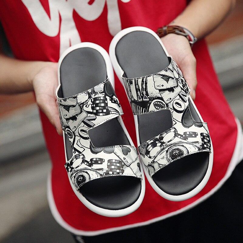 Respirant Chaussures Pantoufles No6603 Air Creusent Noir Sports Dehors D'été Hommes De Flip Plein rouge vert Sandales Sexemara Plage Flops Zqw7X04