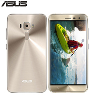 Brand New Asus Zenfone 3 ZE552KL 4G LTE Android Mobile Phone 5.5 1920x1080p 4GB RAM 64GB ROM Snapdragon625 Octa Core Smartphone