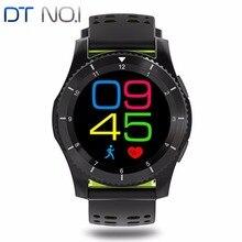 NOVA No. 1 GS8 Relógio Inteligente Bluetooth 4.0 SIM Card Chamada mensagem de Lembrete Monitor de Freqüência Cardíaca Pulseira Relógio de Pulso Para Android iOS