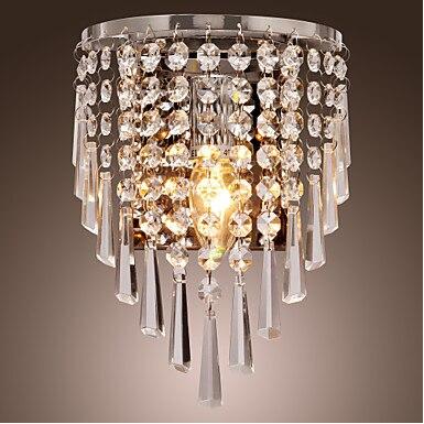 ФОТО Free shipping  Modern Crystal wall lamp