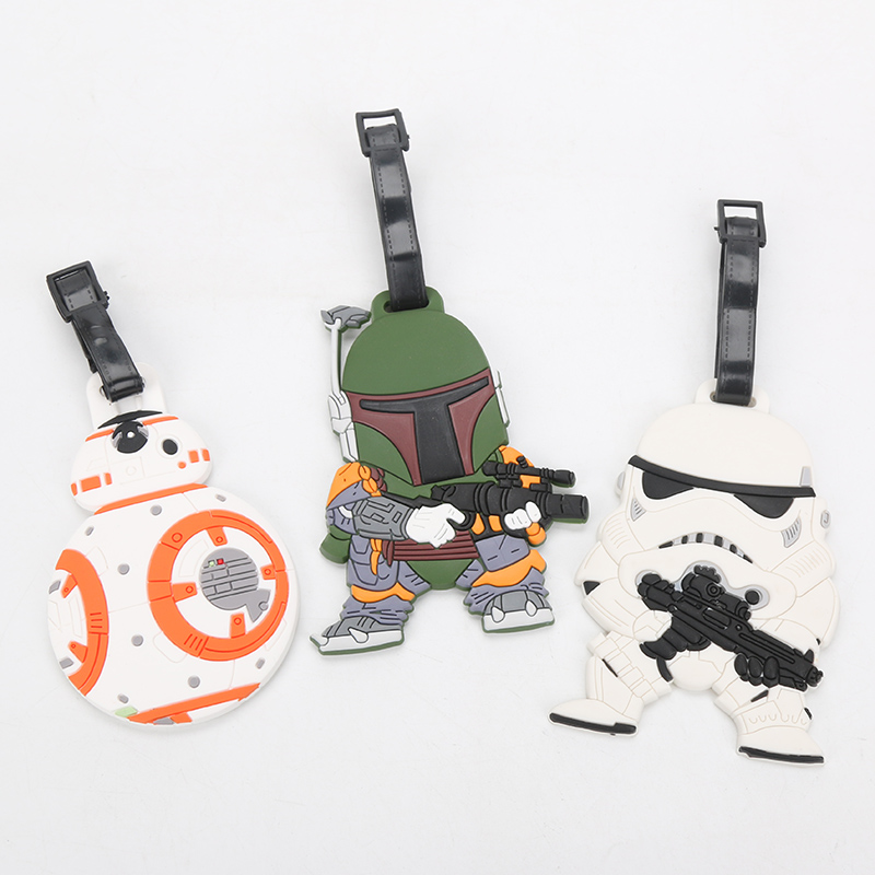 Star Wars Luggage Tags Set