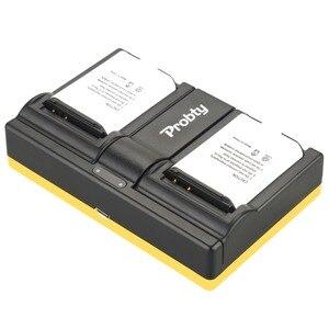 Image 4 - Probty EN EL23 en el23 usb carregador duplo para nikon coolpix p600 pm159 p610s s810c p900s s810 p900