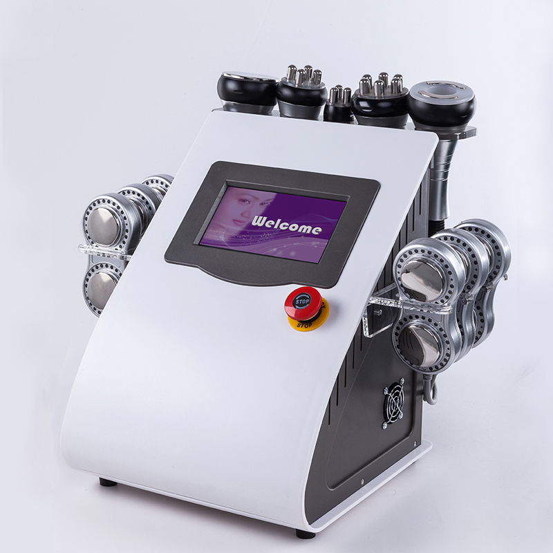 40k  Lipo Vacuum Cavitation Slimming Weight Loss Machine Rf Laser Hip Lifting Wrinkle Beauty Instrument