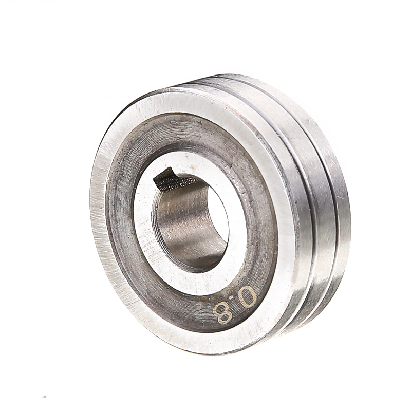 0.6*0.8 Steel Welder Wire Feed Drive Roller Roll Parts Kunrled-Groove .030