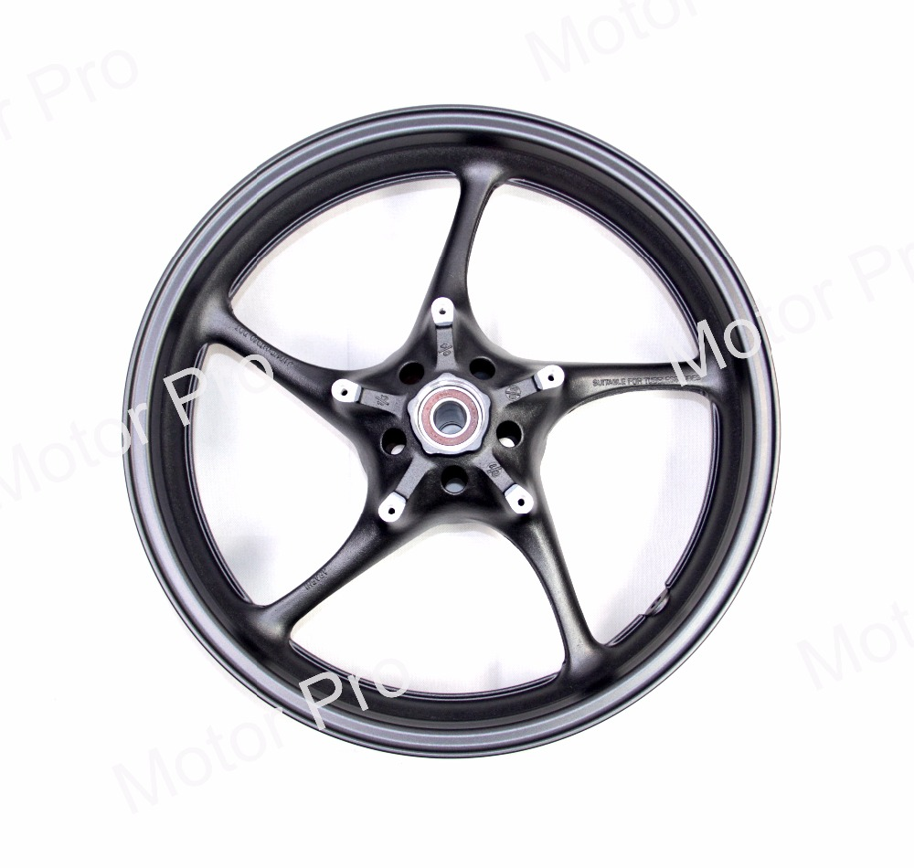 Front Wheel Rim For Yamaha YZF R1 2006 - 2012 YZF-R1 Motorcycle Accessories YZF R6 R6S FZ1 2007 2008 2009 2010 2011 06 07 08 09 цена
