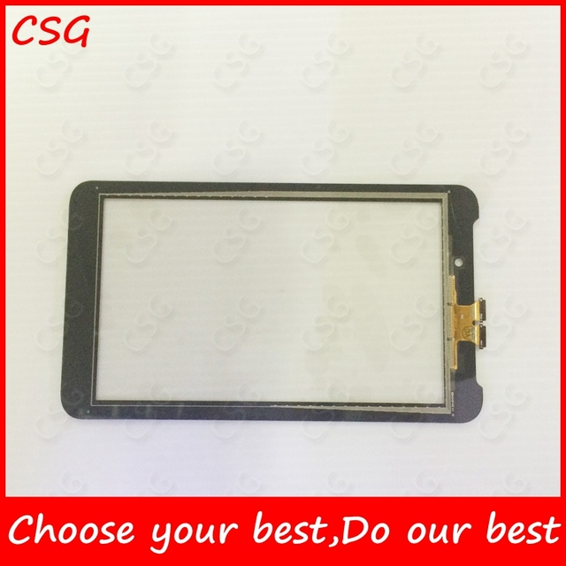 2pcs/lot Black For Asus Fonepad 7 2014 FE170CG ME170C ME170 K012 Capacitive Touch Screen with Digitizer free shipping