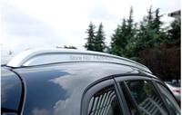 Серебряный багажник на крышу боковые балки для BMW E70 X5 2006 2013 от оригинального производителя onlywheel в Стиль
