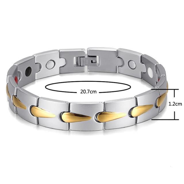 Модные браслеты и welmag для здоровья магнитные очаровательные
