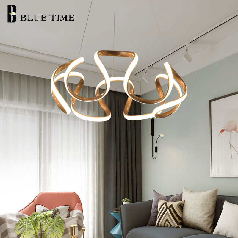 Elegant Hanging Lamp Home Led Pendant