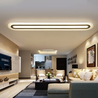 Strip Acrylic LED ceiling light Home Living Room Bedroom Study Room Ceiling lamp Office Commercial Lighting
