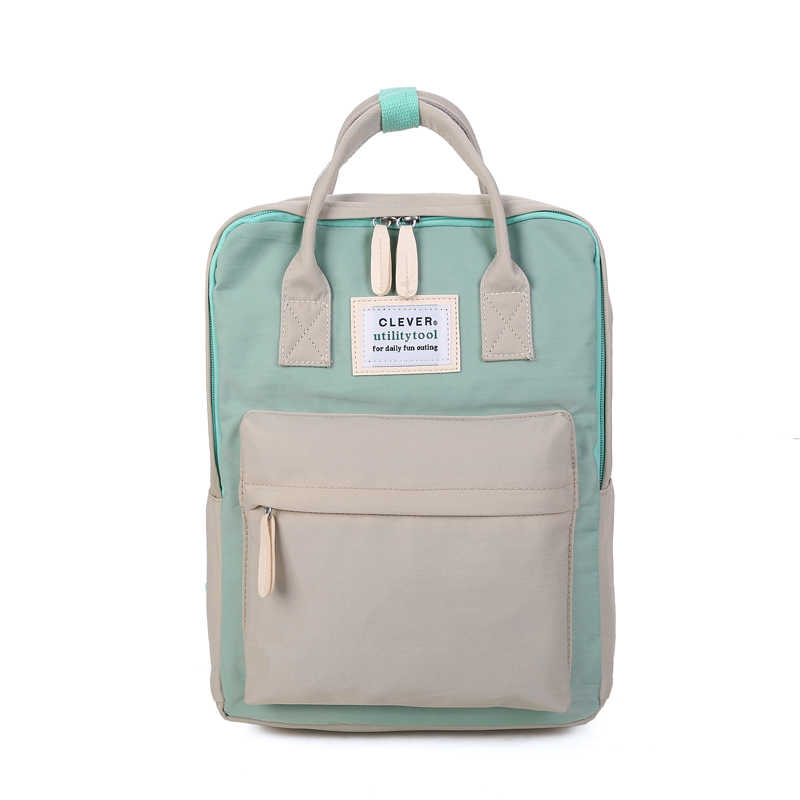 ... Multifunction women backpack fashion youth korean style shoulder bag  laptop backpack schoolbags for teenager girls boys ... 164e7f9665