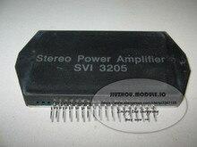 NOVO ÁUDIO IC SVI3205 SVI3205C módulo SIP ZIP 18 18 PRETO CINZA = = SVI3205 SVI3205C