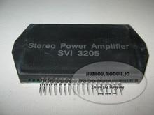 YENI SES IC SVI3205 SVI3205C SIP 18 ZIP 18 modülü SIYAH = SVI3205 GRI = SVI3205C
