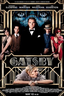 MOVIE The Great Gatsby <font><b>Leonardo</b></font> <font><b>DiCaprio</b></font> Silk Poster Wall Decor Room <font><b>Painting</b></font> 24X36Inch image