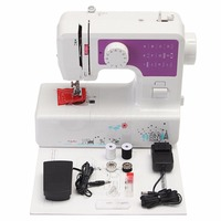 JX LCLYL 29*12*28cm Electric Sewing Machine Quilting Multi Function Heavy Duty Household