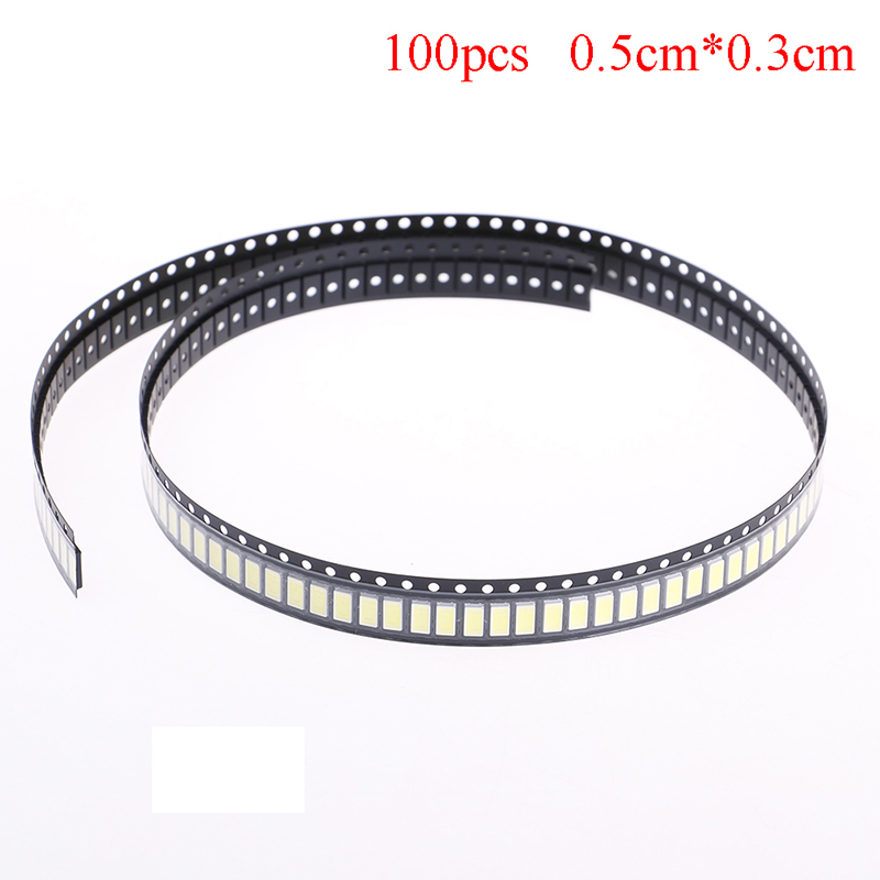 Led Strips 5730 Big-chip 0.5w High-power White Led Light Wholesale Painstaking 100pcs/lot Warm White Smd 5630 Led Lighting