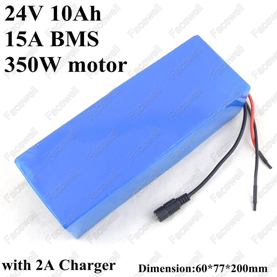 24v 10ah Lithium Electric Bike Battery 24v 10ah Battery