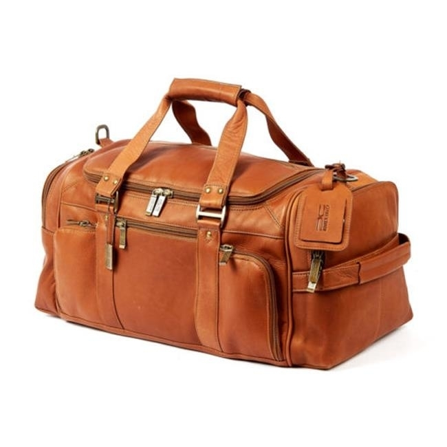 Claire Chase 350 Saddle Ultimate Duffel Bag, Saddle duffel bag for ultimate lockout kit