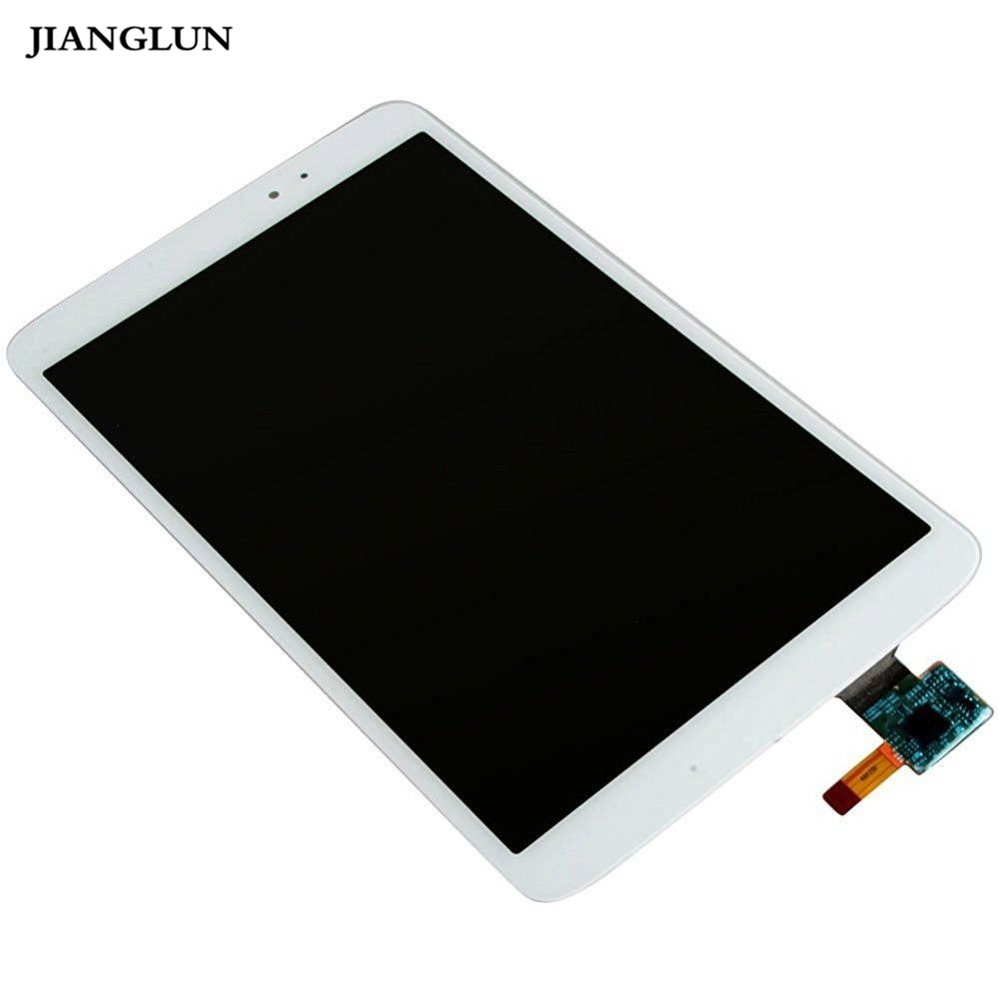 JIANGLUN NEW For LG G PAD 8.3 INCH V500 LCD DISPLAY+TOUCH SCREEN DIGITIZER GLASS ASSEMBLY original new lcd display touch screen digitizer assembly for lg g pad 8 3 v500 wifi replacement