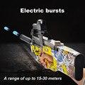 P90 frete Grátis Elétrica Arma de Brinquedo Macio Bala Água Estoura Ao Vivo cs assalto snipe arma brinquedos ao ar livre airsoft nerf pistola de ar vs
