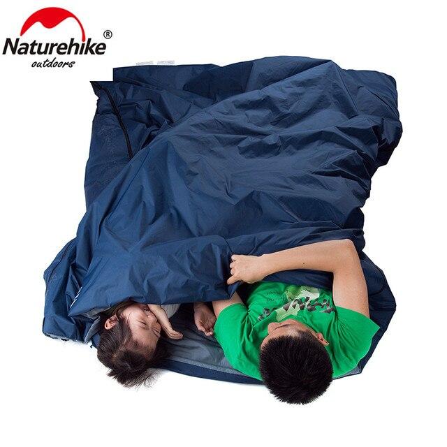 NatureHike Mini Outdoor Ultralight Sleeping Bag 4