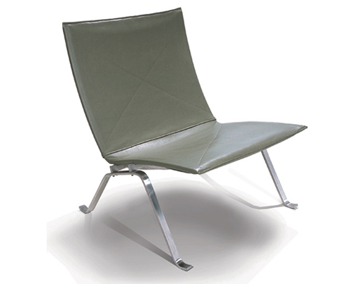 Easy Chair PK22 Sofa Lounge Chair Classic Furniture Designer Poul Kjaerholm