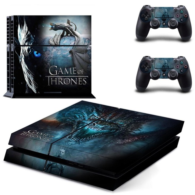 ps4 skin game of thrones sticker for sony ps4 playstation 4 and 2