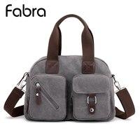 Women Messenger Bag Canvas Shoulder Bag High Quality Women Handbags Travel Female Crossbody Bag Large Capacity Casual Tote New