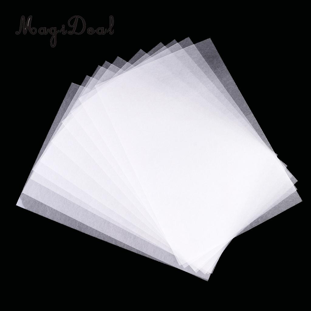 MagiDeal Top Quality 10Pcs Clear Shrink Film Sheets Shrinkable Paper for Crafts Rough Polish Jewelry DIY Making Craft Project
