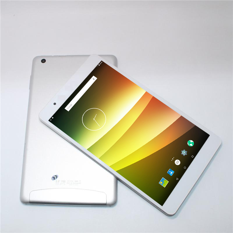 Hot 1GB/8GB Quad Core ips screen WiFi g-sensor 8 inch mtk8163 Android 5.1 tablets Dual cameras 5MP Back  Wifi1280*800 tablet pc