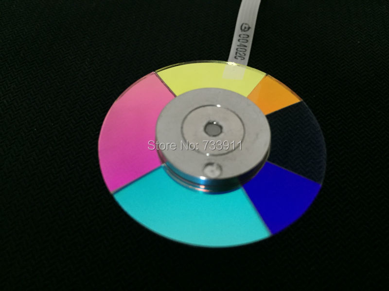 цена на (NEW) Original Projector Colour Color Wheel For Benq MS500