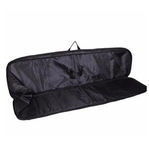 Image 3 - Tático ombro mochila resistente náilon rifle arma coldre bolsa 118cm saco de desporto ao ar livre caça arma saco