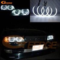 For Toyota Chaser 1996 2001 Excellent Angel Eyes Kit Ultra Bright Illumination CCFL Angel Eyes Kit