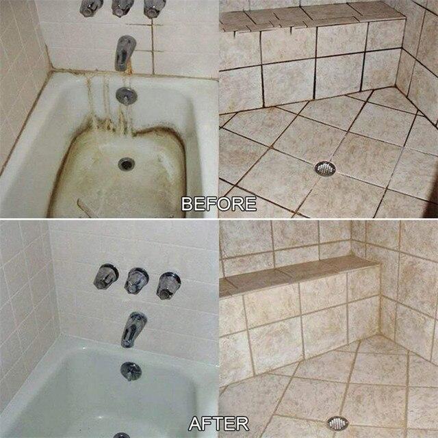 1 pz = 4L Acqua Multifunzionale Effervescenti Spruzzare il Detergente-di Vetro C