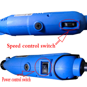 Image 2 - 180w 6 hız kontrolü hızlı mikro mini elektrikli değirmeni takım elbise küçük yeşim oyma makinesi parlatma makinesi taşlama makinesi