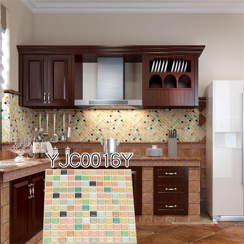 Free Shipping Easy Remove Wall Decor Home 9.3x9.3 Stickers for Wallpaper