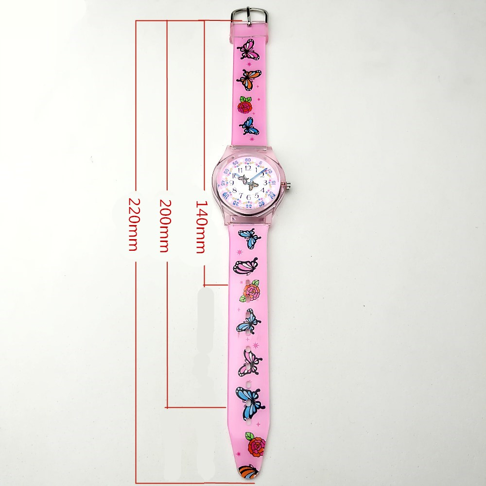 HTB1.zYuRXXXXXXXaXXXq6xXFXXXN - WILLIS Luxury Butterfly Lovely Pink Silicone Strap Ladies Student Watch-WILLIS Luxury Butterfly Lovely Pink Silicone Strap Ladies Student Watch